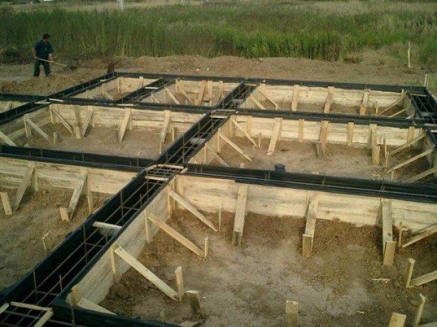 Як зробити стрічковий фундамент своїми руками: від розмітки ділянки до заливки бетону