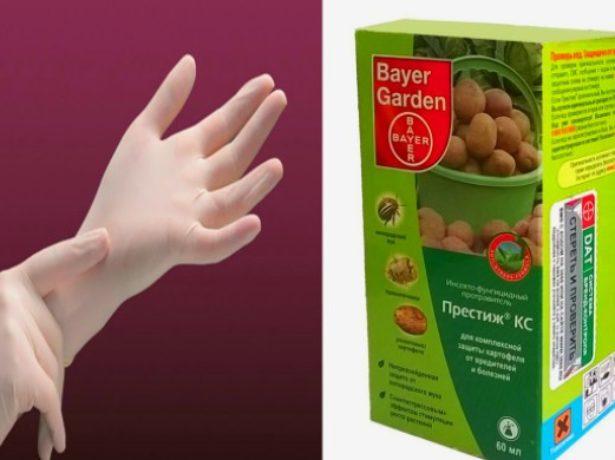 Препарат престиж для обробки картоплі: особливості та аналоги
