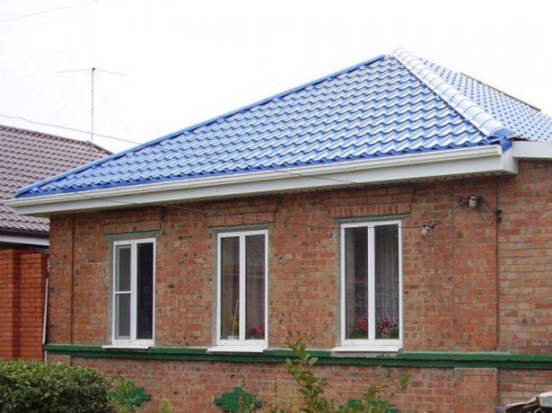 Чотирисхилі дахи: стильна геометрія