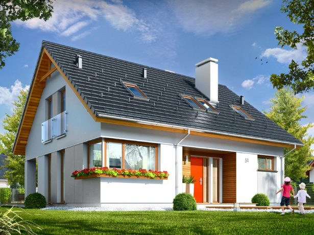 Дахи приватних будинків: як зробити правильний вибір