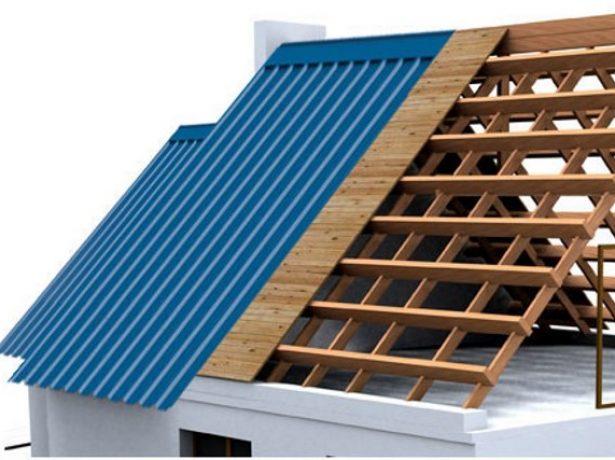 Решетування даху: основні типи, матеріали та особливості монтажу