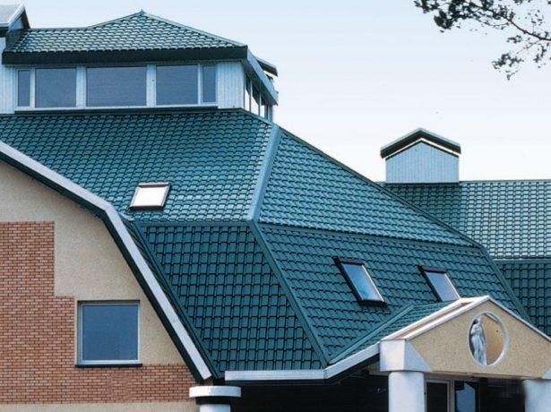 Особливості вибору і монтажу добірних елементів для даху з металочерепиці