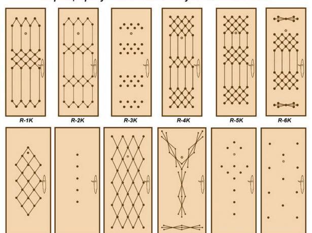 Причини популярності дермантину для облицювання дверей