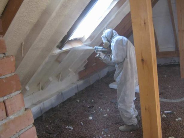 Утеплювачі для даху і їх характеристики