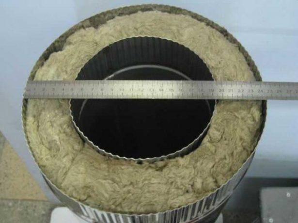 З якого матеріалу вибрати трубу для димоходу