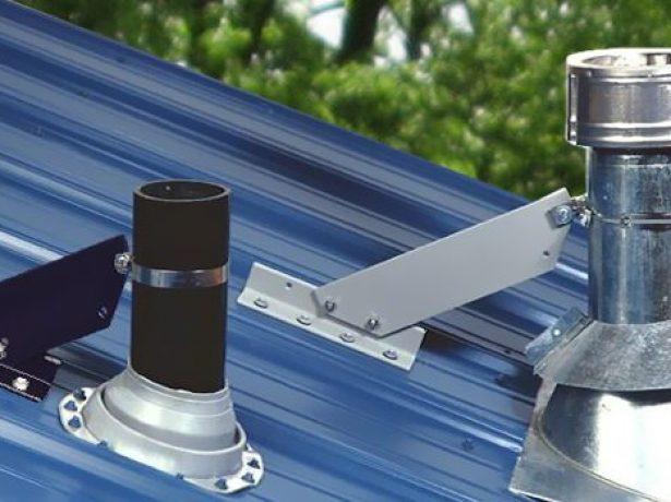 Як зробити дефлектор на димохід: розрахунки, креслення, інструкція з виготовлення та монтажу