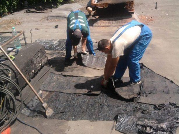 Все про демонтаж даху