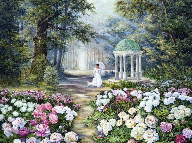 Півонія — «імператорський квітка»: як посадити і виростити багаторічник з бездоганною красою