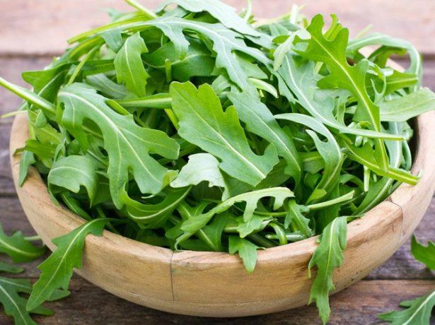 Рукола-королева європейських салатів: корисні властивості і рецепти
