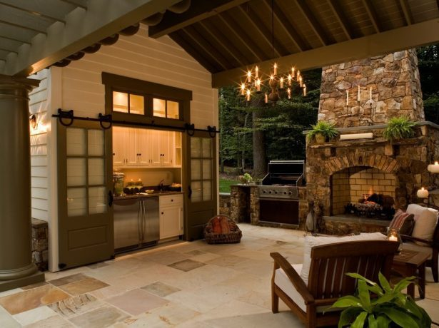 Літня кухня може бути настільки хороша, що і дачного будиночка не треба: добірка надихаючих ідей