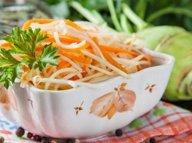 Капуста кольрабі-чому її варто спробувати і як смачно приготувати