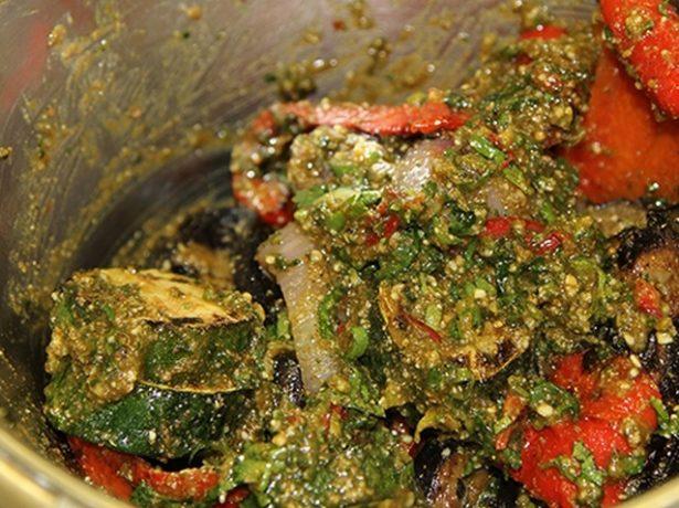 Соло маринаду для овочів на грилі: 6 оригінальних рецептів