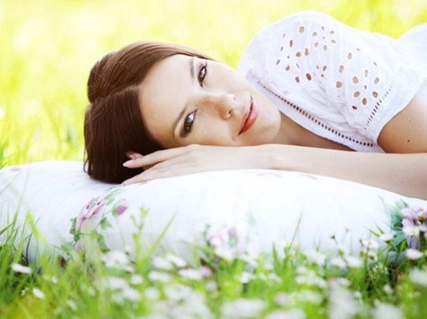 Подушка з трав: для добрих снів і від головного болю