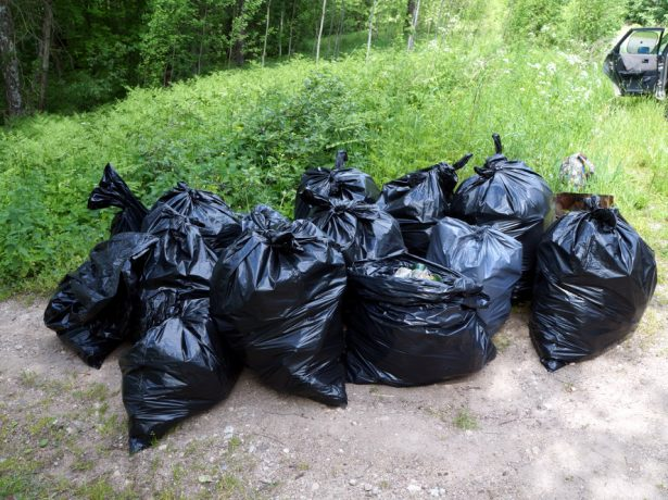 Найшвидший компост-в мішках для сміття